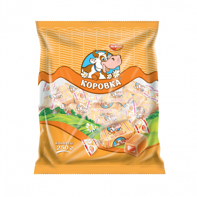 "Candies ""Korovka (Little Cow)"" (pack)"