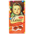 "Milk chocolate ""Alyonka - Sweet Mosaic"""