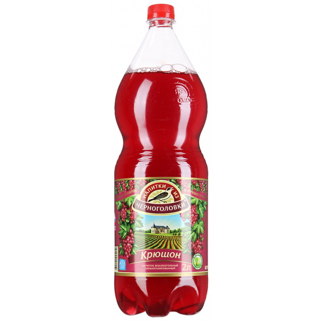 Cruchon (plastic bottle 2L)