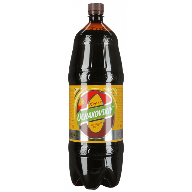 "Kvass ""Ochakovskiy"" (plastic bottle 2L)"