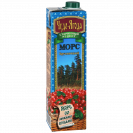 "Original Russian Mors ""Wonder Berry - Red Whortleberry"" (Tetra Pak 0.97L)"
