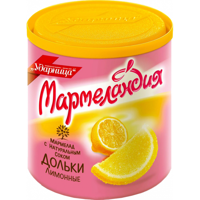 "Marmalade ""Marmelandia - Lemon Slices"" (can)"