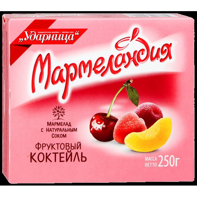 "Marmalade ""Marmelandia - Fruit Coctail"" (box)"