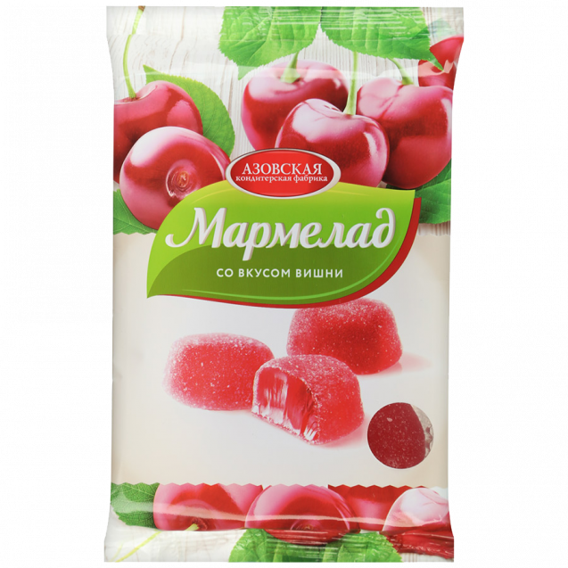 Marmalade with taste of cherry (pack)