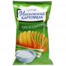 Moscow Potato - Onion & Sour Cream