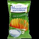 Moscow Potato - Onion & Sour Cream
