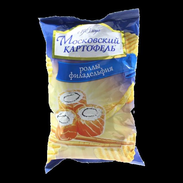 Moscow Potato - Philadelphia Rolls